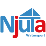 Njuta Watersport Logo PNG